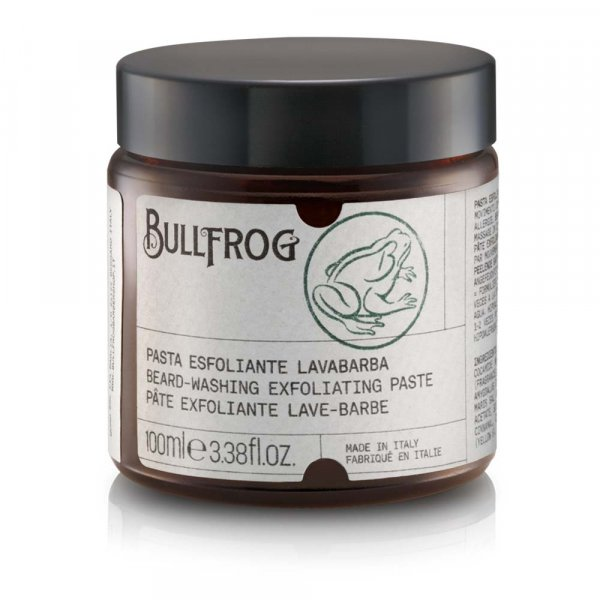 Gommage barbe Bullfrog