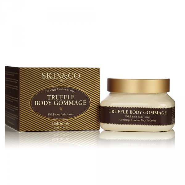 Gommage corps Skin and co Truffle Therapy