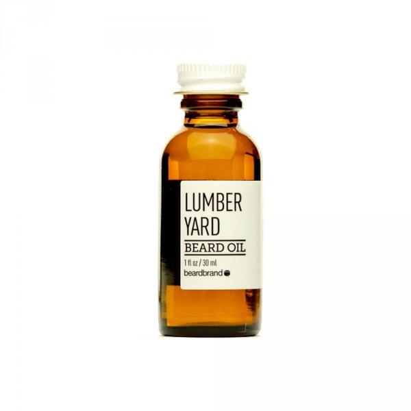 Huile à barbe BeardBrand Lumber Yard
