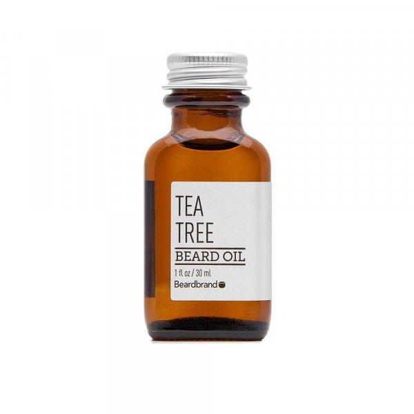Huile à barbe Beardbrand Tea Tree