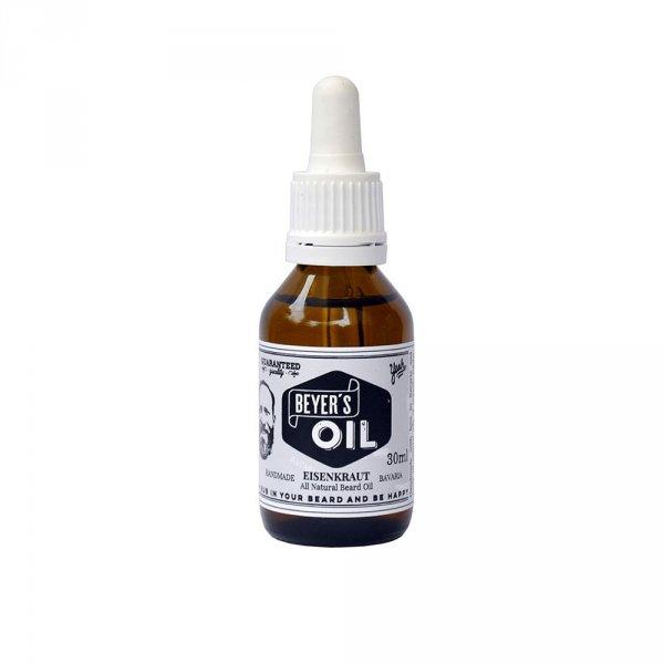 Huile à barbe Beyer's Oil