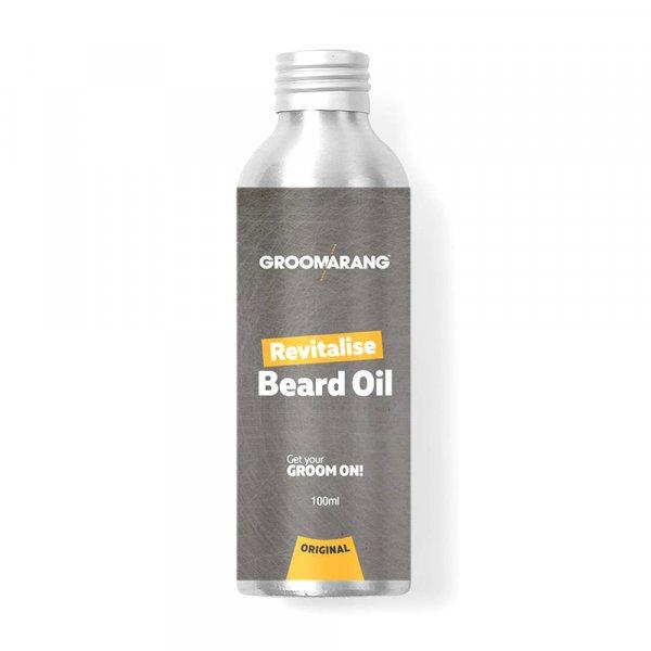 Huile à barbe Groomarang