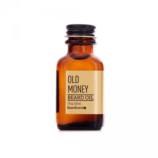 Huile barbe Beardbrand Old Money