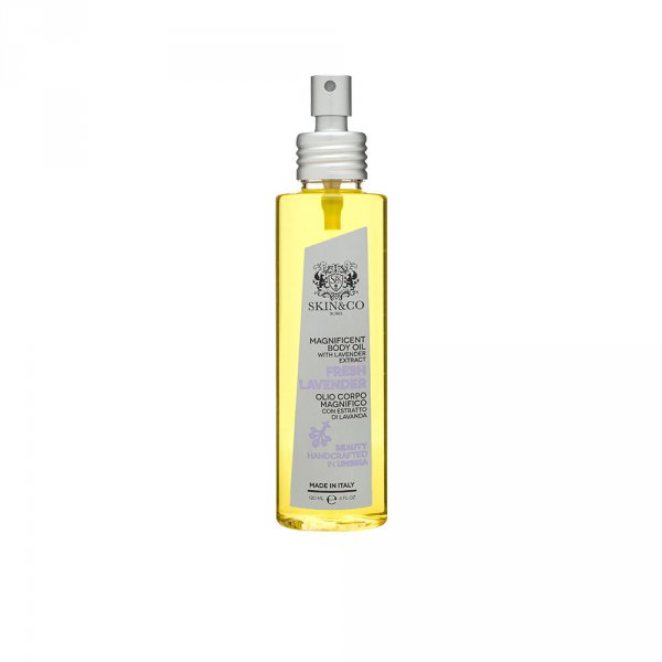 Huile pour le corps Skin and co Fresh Lavender