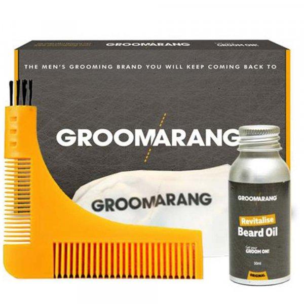 Kit entetien barbe Groomarang Découverte