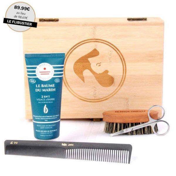 Kit entretien barbe Le Flibustier
