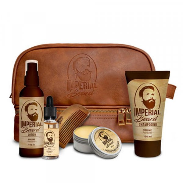 Kit entretien barbe volume Imperial Beard