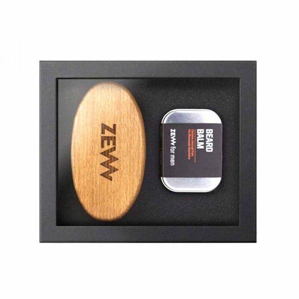 Kit entretien barbe Zew for Men L'indispensable