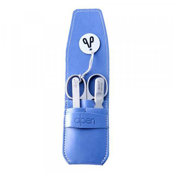 Kit manucure Alpen 3P YOUNG Bleu