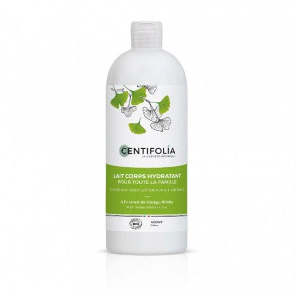 Lait pour le corps Centifolia BIO