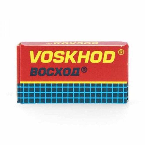 Lames de rasoir Voskhod Teflon par 5
