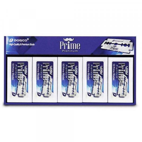Lames Dorco Prime Platinum par 100