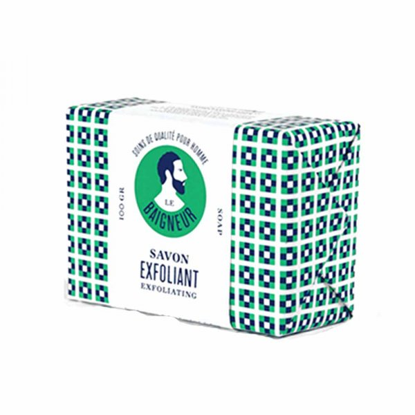 Le Baigneur savon exfoliant 100g