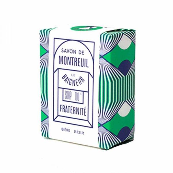 Le Baigneur savon Montreuil Fraternité