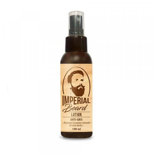 Lotion anti barbe grise Imperial Beard