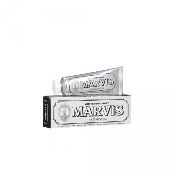 Marvis Dentifrice 25ml Mini Blanc