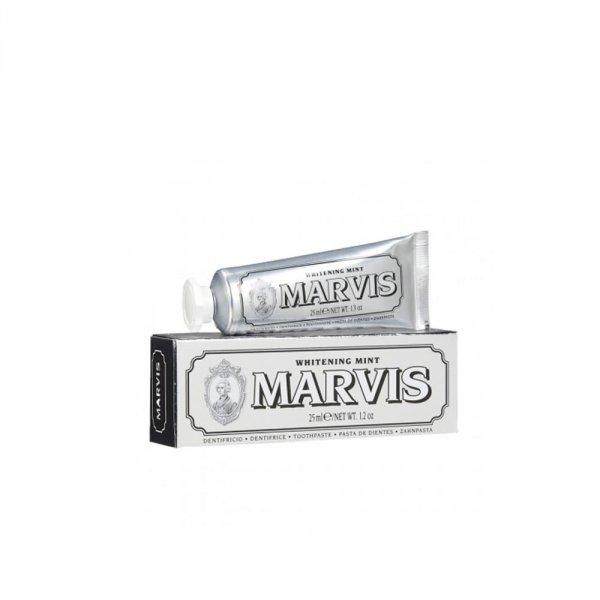 Marvis Dentifrice 25ml Mini Blanc