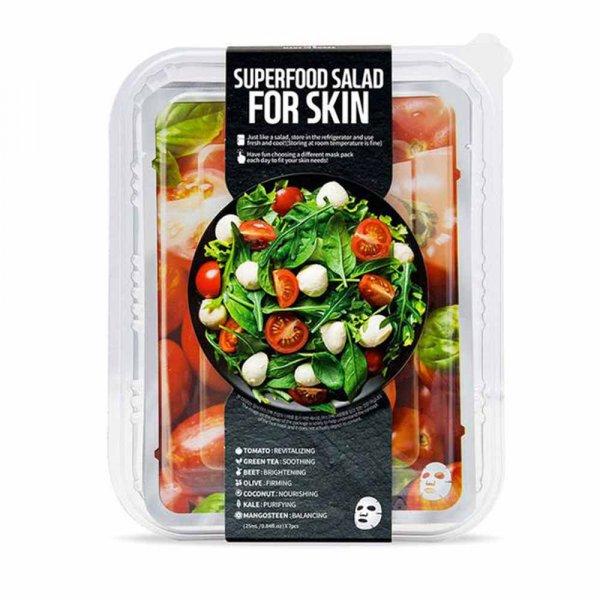 Masque visage tissu Superfood Vitality Boost