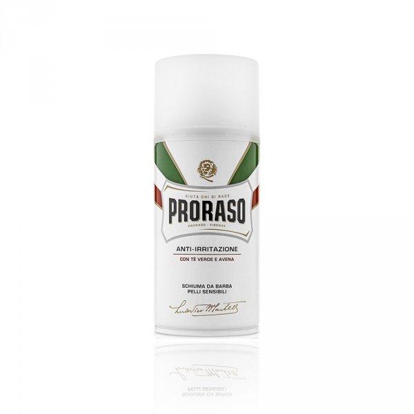 Mousse à raser Proraso Blanc en Maxi Format
