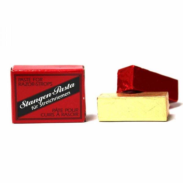 Pâte abrasive rouge et verte Herold Solingen
