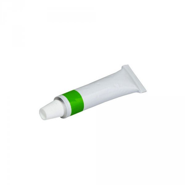 Pate abrasive verte Herold oxyde de chrome 8g