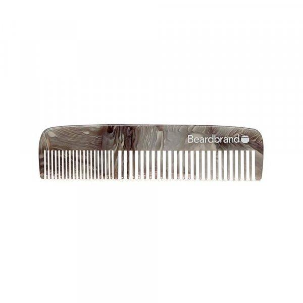 Peigne à barbe Beardbrand Pocket Marbre