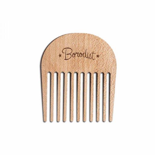 Peigne à barbe Borodist
