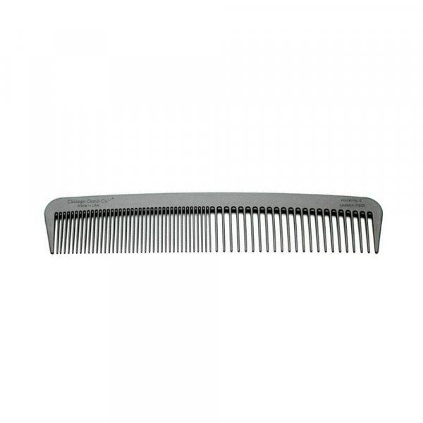 Peigne à barbe carbone Chicago Comb n°6