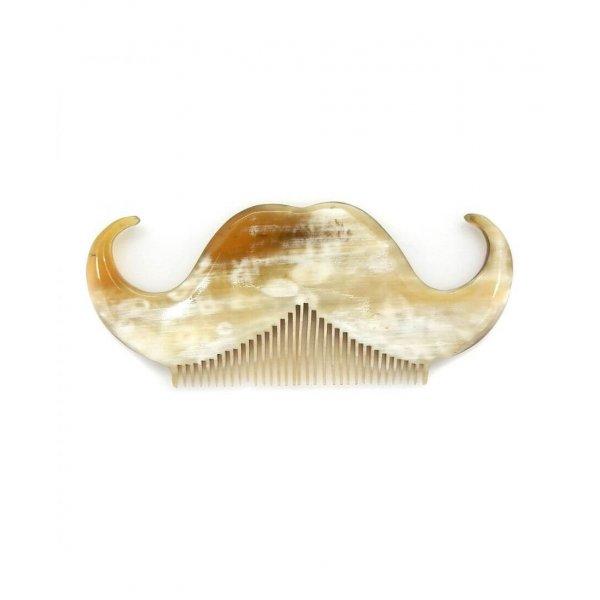 Peigne à barbe Coucot Moustache Crocs