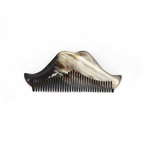 Peigne à barbe Coucot moustache française