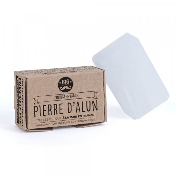 Pierre d'Alun Big Moustache