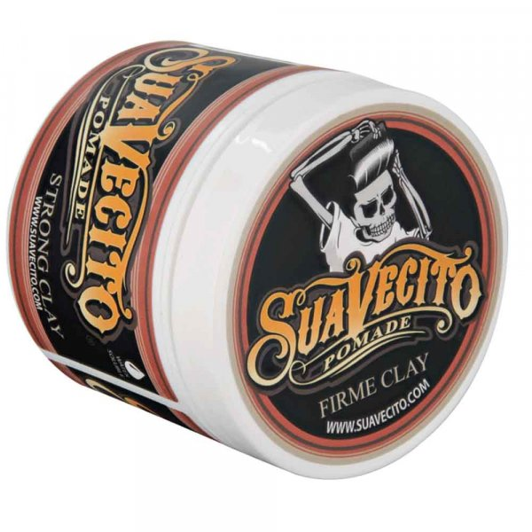 Pommade cheveux Suavecito Clay Firme