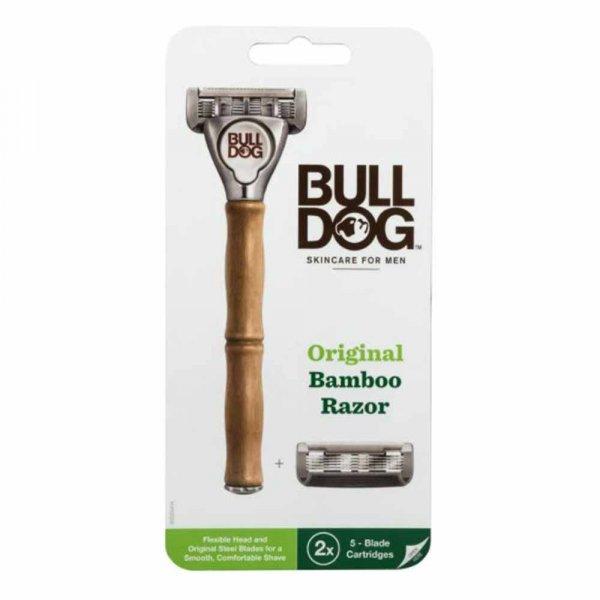 Rasoir Bulldog en bambou Original