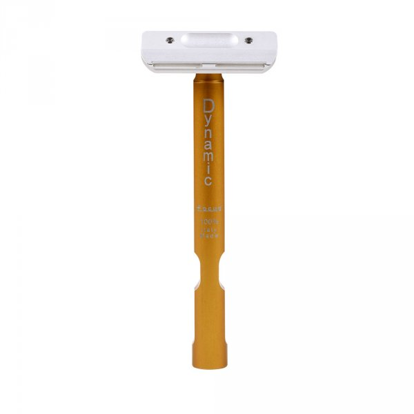 Rasoir Dynamic Razor Focus Gold