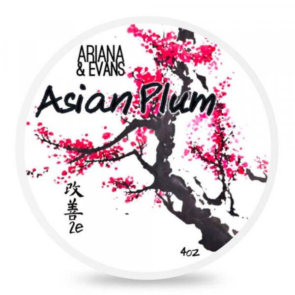 Savon à barbe Ariana & Evans Asian Plum