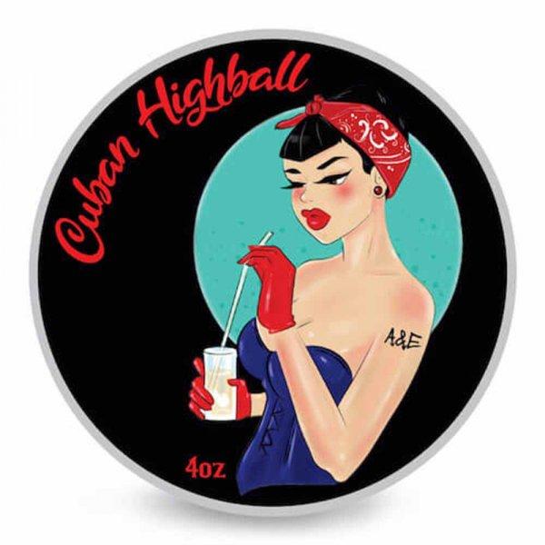 Savon à barbe Ariana & Evans Cuban Highball