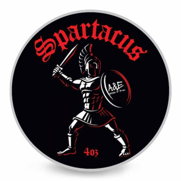 Savon à barbe Ariana & Evans Spartacus