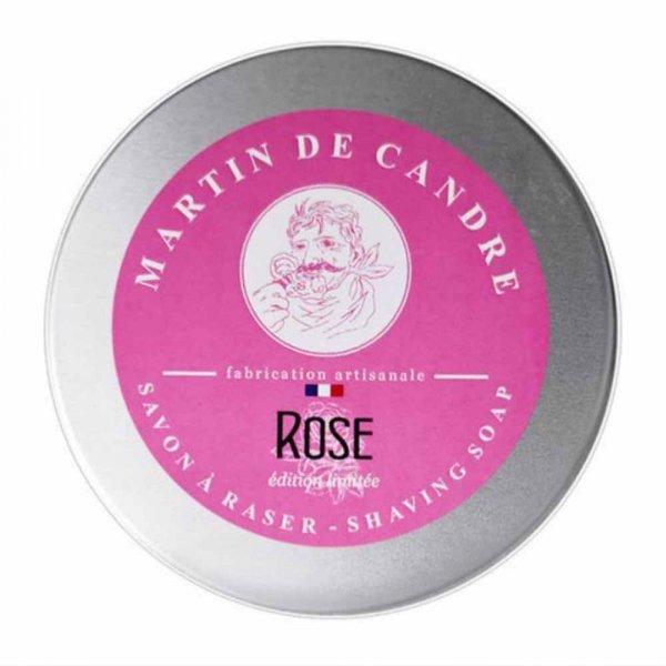 Savon à barbe Martin de Candre Rose