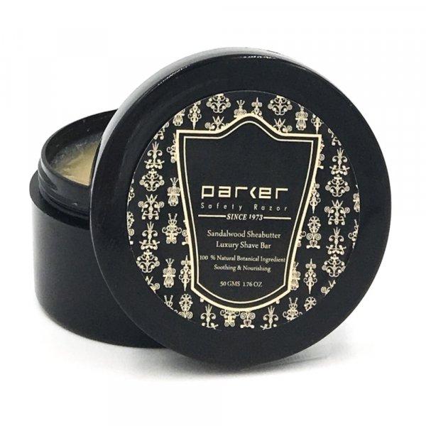 Savon à barbe Parker en pot