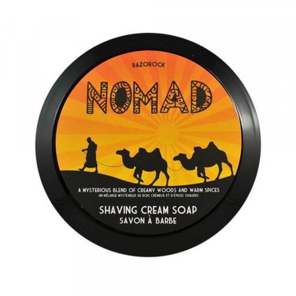 Savon à barbe Razorock Nomad