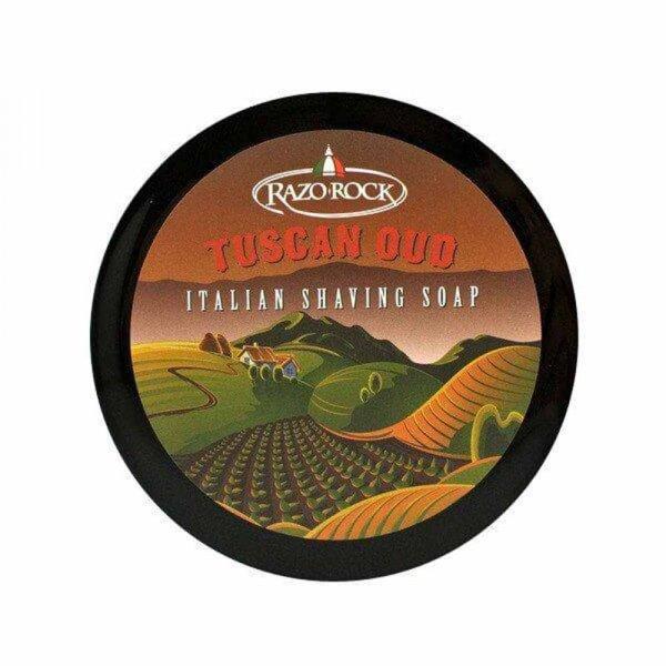 Savon à barbe Razorock Tuscan Oud