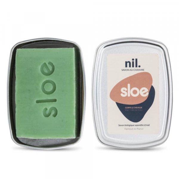 Savon à froid Nil Sloe avec boîte
