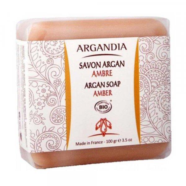 Savon Argandia Ambre