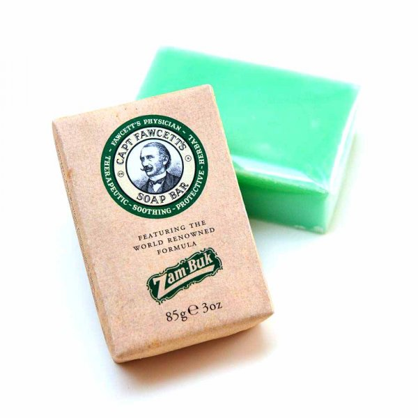 Savon solide Captain Fawcett Soap Bar