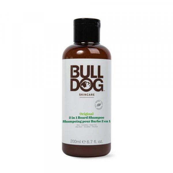 Shampoing à barbe 2en1 Bulldog Original