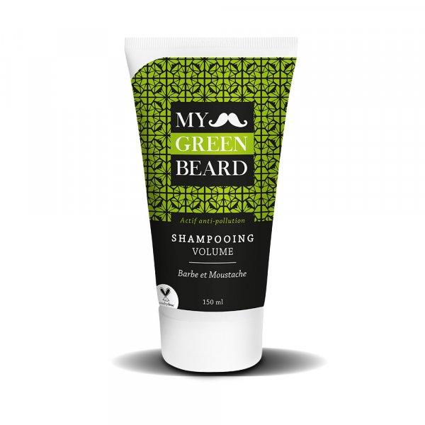 Shampoing à barbe volume My Green Beard