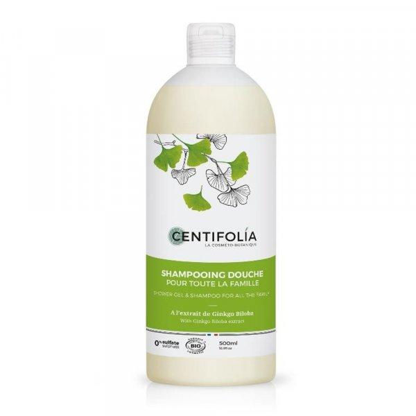 Shampoing douche Centifolia