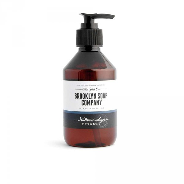 Shampoing homme Brooklyn Soap H005