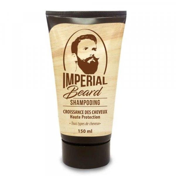 Shampoing homme croissance des cheveux Imperial Beard