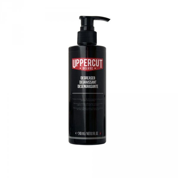 Shampoing homme Uppercut Deluxe Degreaser Cheveux Gras
